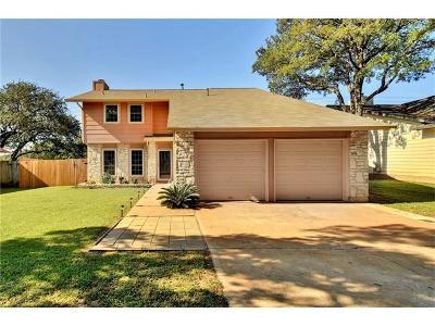 Single Family Home For Sale: 11502 Tanglebriar Trl