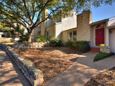 Austin TX Condo/Townhouse For Sale: $309,900