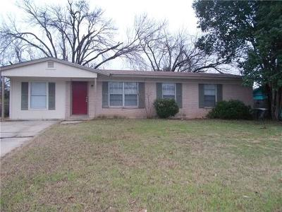 Austin Single Family Home For Sale: 5345 Westminster Dr