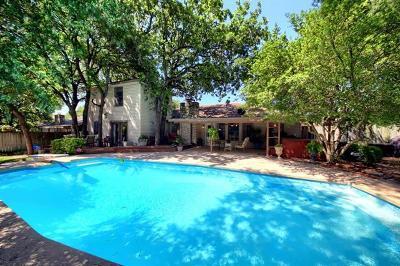 Single Family Home For Sale: 3419 Primrose Trl