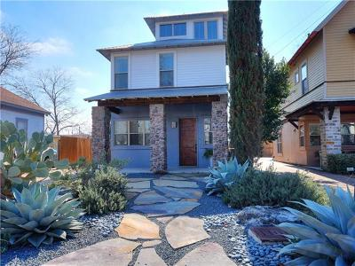 Single Family Home For Sale: 605 W Johanna St
