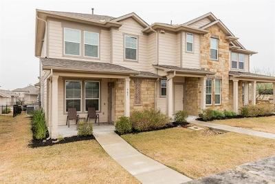 Pflugerville Condo/Townhouse For Sale: 507 N Heatherwilde Blvd