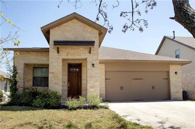 Buda Single Family Home Pending - Taking Backups: 301 Bluff St