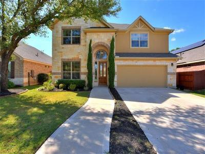 Austin Single Family Home For Sale: 13100 Hymeadow Cir