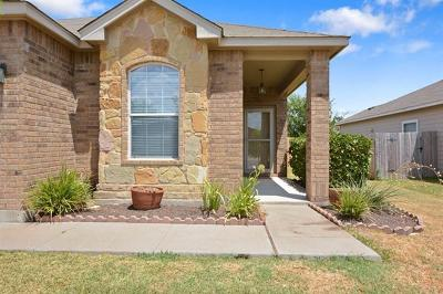 Hutto Single Family Home Pending - Taking Backups: 2013 Concan Dr