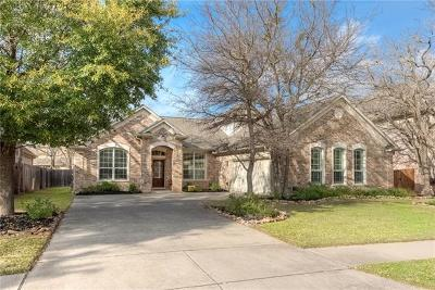 Cedar Park Single Family Home For Sale: 3805 Winchester Dr