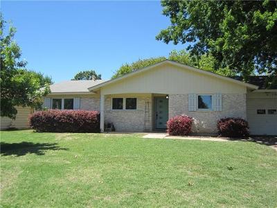 Austin Rental For Rent: 8104 Logwood Dr