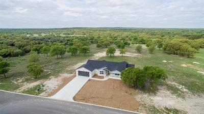 Burnet Single Family Home For Sale: 100 Honey Rock Blvd