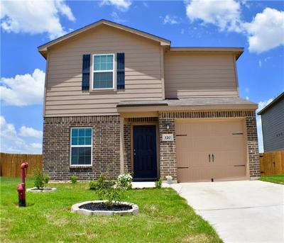 Jarrell TX Single Family Home For Sale: $182,500