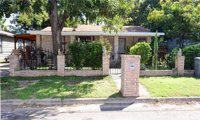 Single Family Home For Sale: 1111 Kirk Ave