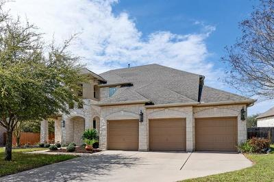 Austin Single Family Home For Sale: 141 Palisade Dr