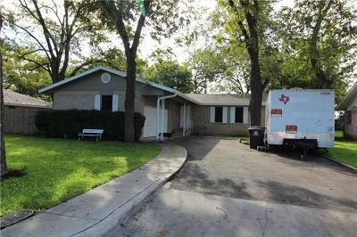 New Braunfels Single Family Home Pending - Taking Backups: 361 Inspiration Dr