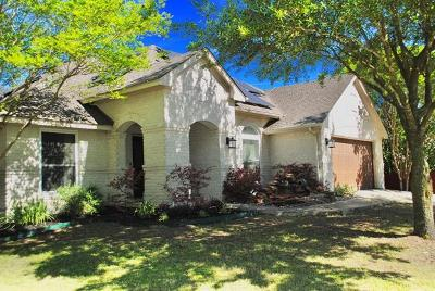 Pflugerville Single Family Home For Sale: 18912 Colonial Manor Ln