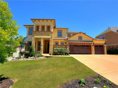 Leander Single Family Home Pending - Taking Backups: 2412 Legend Trl
