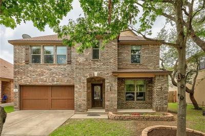 Cedar Park Single Family Home For Sale: 509 Clover Flat Rd