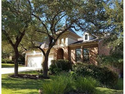 Bee Cave Single Family Home For Sale: 4640 Mont Blanc Dr