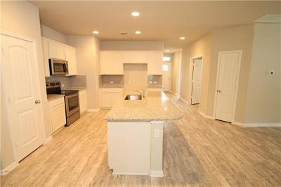 Round Rock Rental For Rent: 1701 Logan Dr #11