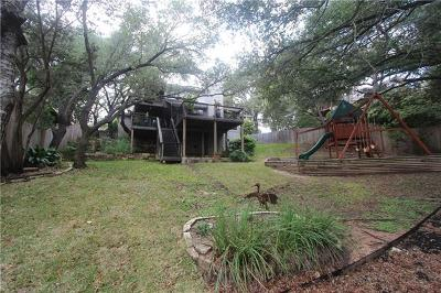 Travis County, Williamson County Single Family Home Pending - Taking Backups: 4817 Twin Valley Dr