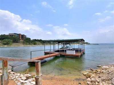Lago Vista Single Family Home For Sale: 817 Ivean Pearson Rd