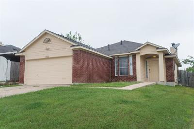 Austin Single Family Home Pending - Taking Backups: 7222 Hillcroft Dr