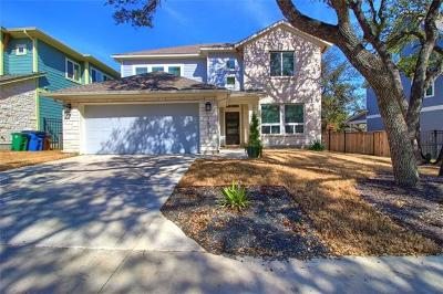 Hays County, Travis County, Williamson County Single Family Home For Sale: 1401 Matthews Ln