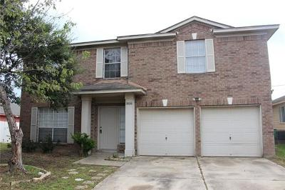 Round Rock Rental For Rent: 2020 Charlotte Way