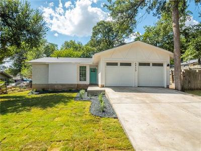 Austin Single Family Home For Sale: 4913 Cabob St