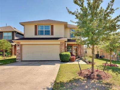 Del Valle Single Family Home For Sale: 6805 Plains Crest Dr