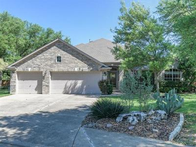 Austin Single Family Home Pending - Taking Backups: 408 Warm Moon Cv