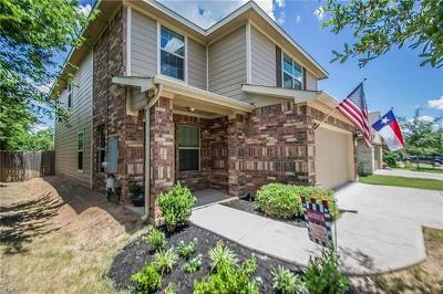 Leander Single Family Home For Sale: 708 Mourning Dove Ln