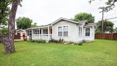 Austin TX Single Family Home For Sale: $480,000