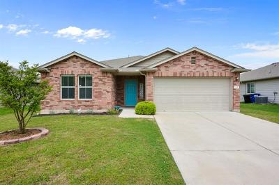 Hutto Single Family Home For Sale: 314 Almquist St