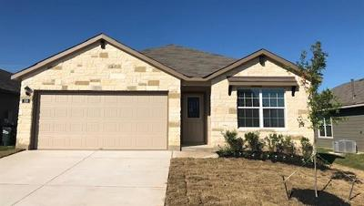 San Marcos Single Family Home For Sale: 120 Clemens Street
