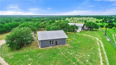 Killeen Single Family Home For Sale: 3900 County Road 219
