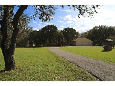 Wimberley Rental For Rent: 201 Oak Terrace Dr