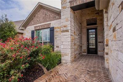Pflugerville Single Family Home For Sale: 3517 Eagle Ridge Ln