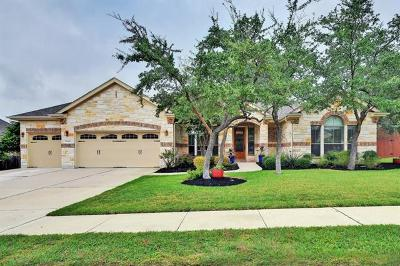 Cedar Park Single Family Home Pending - Taking Backups: 1303 Fernglade