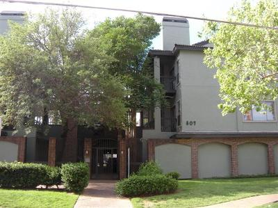 Condo/Townhouse For Sale: 807 W 25th St #214