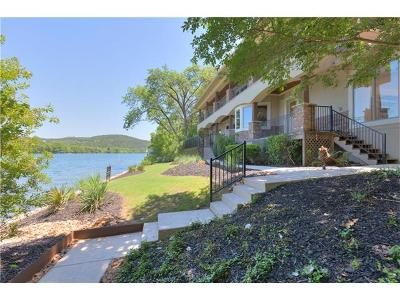 Travis County Single Family Home Pending - Taking Backups: 4104 Rivercrest Dr
