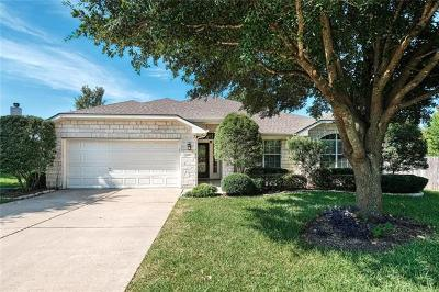 Round Rock Single Family Home Pending - Taking Backups: 106 Copperwood Loop