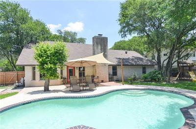 Round Rock Single Family Home Pending - Taking Backups: 1000 Saint Williams Ave