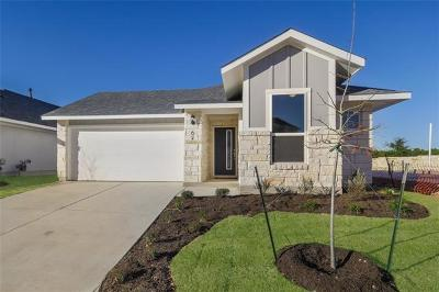 Cedar Park TX Single Family Home For Sale: $261,858