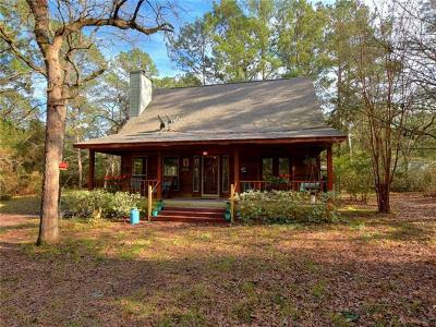 Bastrop Single Family Home For Sale: 119 Cannon Ln