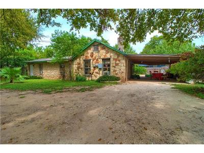 Austin Single Family Home For Sale: 3110 Govalle Ave