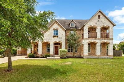 Austin Single Family Home For Sale: 1680 Grassy Field Rd