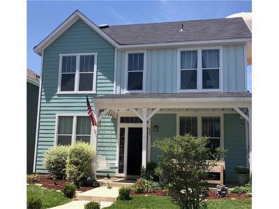 Kyle Single Family Home For Sale: 423 Wetzel
