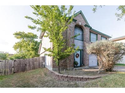 Pflugerville Single Family Home For Sale: 13824 Lothian Dr