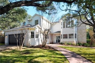 Austin Single Family Home Pending - Taking Backups: 7003 Jester Blvd