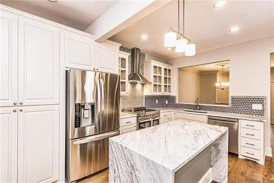 Travis County Condo/Townhouse For Sale: 706 West Ave #C