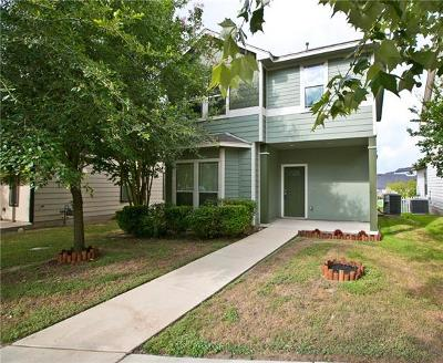 Kyle Single Family Home For Sale: 635 McGarity